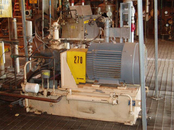 KRAUSS MAFFEI HZ125SI-300-960 PEELER in