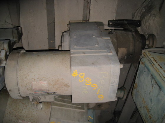 U.S. ELECTRIC MOTOR FOR P311