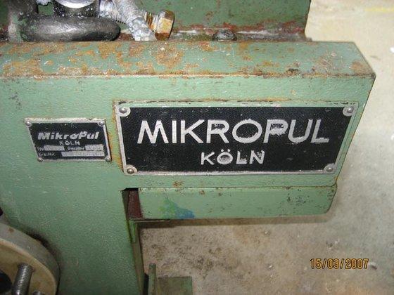 MIKROPUL ACM 30 PIN MILL