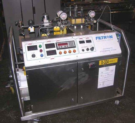 FILTRON UV MEMBRANE FILTERING SYSTEM