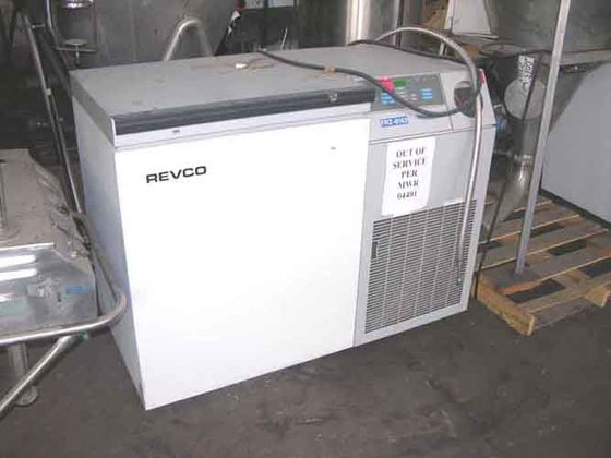 REVCO ULT7150-7-D12 REFRIGERATION CHAMBER in