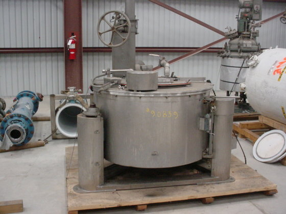 BASKET 316 STAINLESS STEEL (PRODUCT