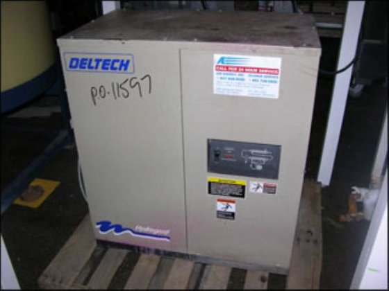 DELTECH H6408 AIR/DESICCANT REFRIGERATED AIR