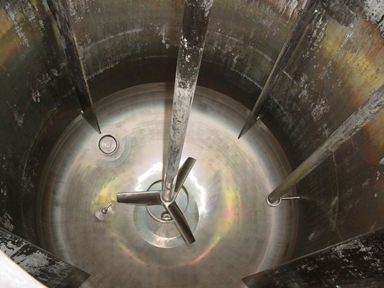 1988 PRECISION STAINLESS REACTOR/VESSEL in