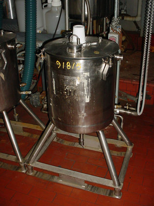 ACME INDUSTRIES JACKETED KETTLE in