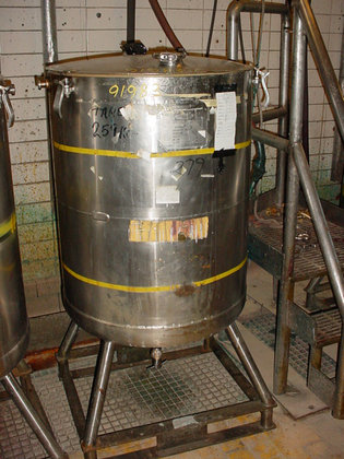 1980 WALKER STAINLESS JACKETED KETTLE
