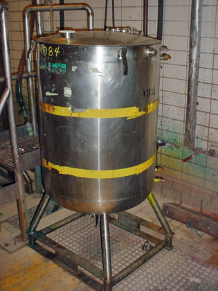 MUELLER JACKETED KETTLE (MELT TANK)