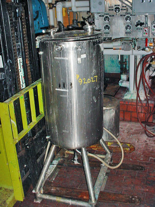 ACME INDUSTRIAL EQUIPMENT JACKETED KETTLE