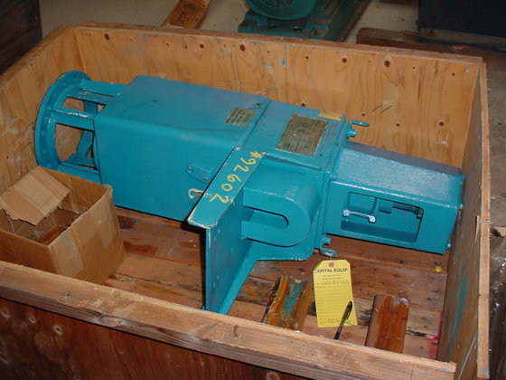 LIGHTNIN 81-S-2 GEAR BOX ONLY