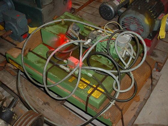 AIR TECHNICAL SLL-52436A HYDRAULIC SCISSOR
