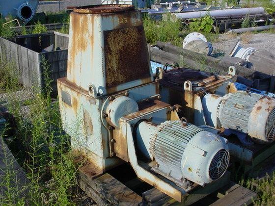 LIGHTNIN 86-QC-15 AGITATOR GEAR BOX