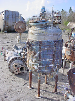 1982 PERRY PRODUCTS REACTOR/VESSEL in