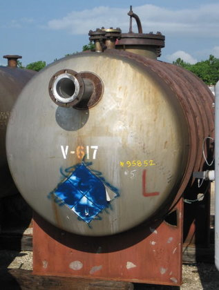 ACE METAL PRODUCTS REACTOR/VESSEL in