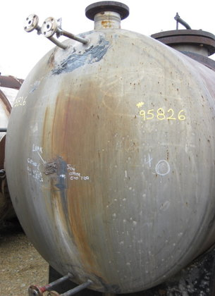ACE METALS PRODUCTS REACTOR/VESSEL in