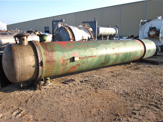 1980 HEAT TRANSFER EXCHANGER in