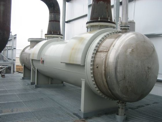 2007 HEAT TRANSFER SYSTEMS EXCHANGER