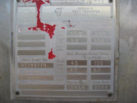 2006 HEAT TRANSFER WASTE WATER