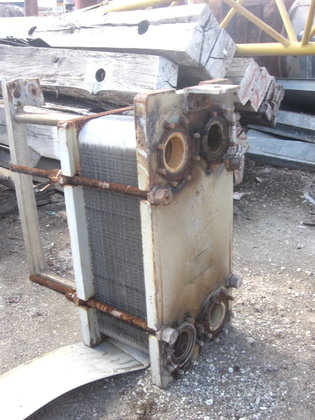 1987 ALFA-LAVAL FEED COOLER in