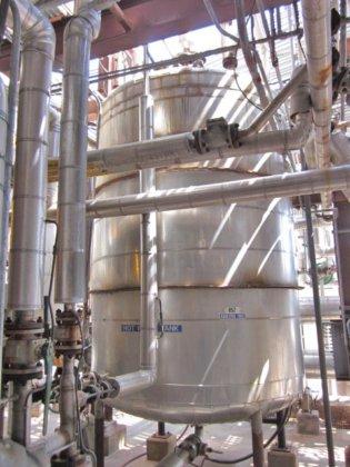 HOT WATER TANK REACTOR/VESSEL in