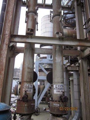 PARAXYLENE EXCHANGER in La Porte,