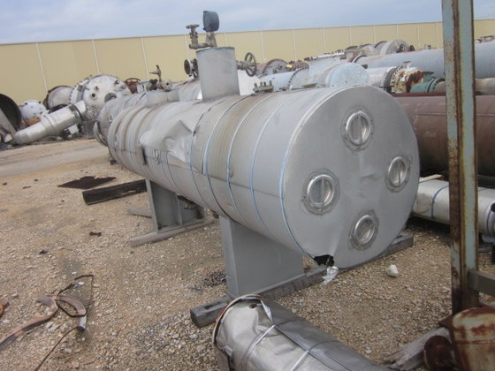 HOT OIL EXPANSION TANK in