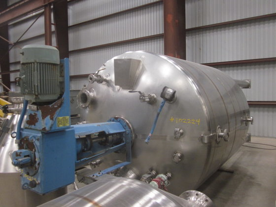 2002 DCI REACTOR/VESSEL in La