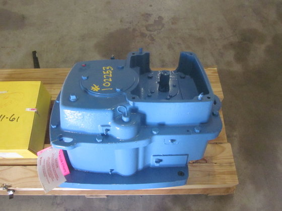 CHEMINEER 3GTNC-15 GEARBOX WITH CHESTERSON