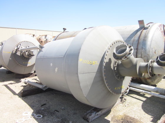 1987 SEMCO ELUTRIATOR PREVIOUS SERVICE: