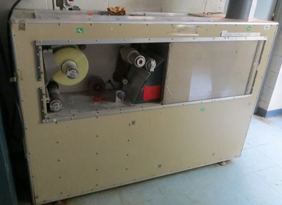 SWALISS TECHNICAL CERAMICS IND COATER/LAMINATOR