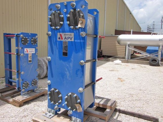 2008 APV #TR9GN-M11 EXCHANGER in