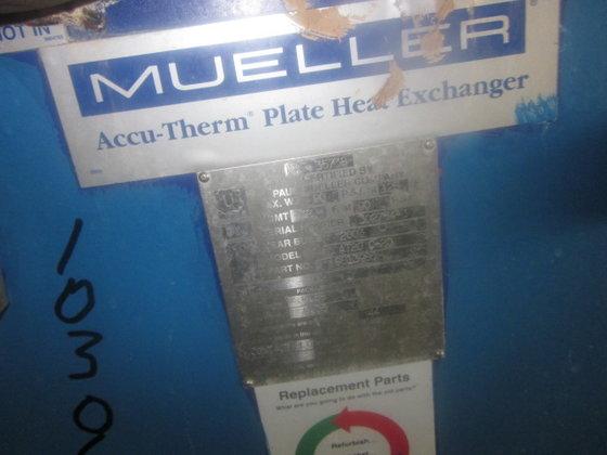 2003 MUELLER #ATP20-C-20 HTP COOLER