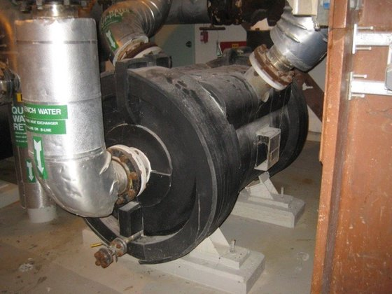 1995 ALFA LAVAL QUENCH WATER