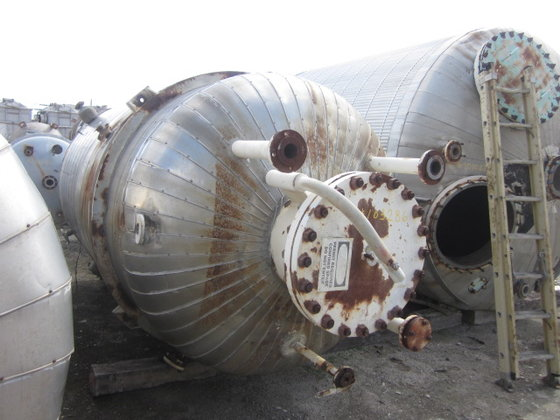 1994 FABRICATED PRODUCTS REACTOR/VESSEL in