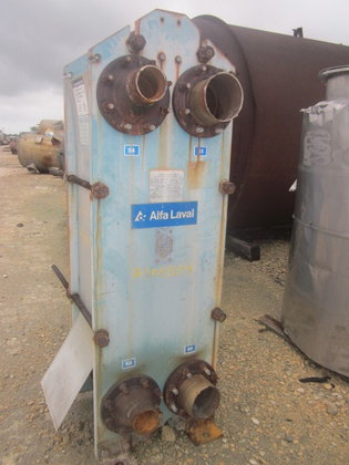 1993 ALFA LAVAL EXCHANGER in