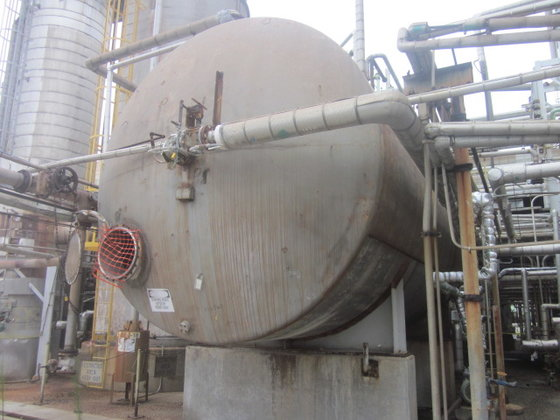 IPSCO WATER SEPARATION TANK in