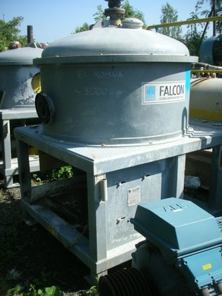 FALCON C1000 CONTINUOUS CONCENTRATOR in