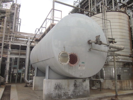 IPSCO XYLENE INTERFACE TANK in
