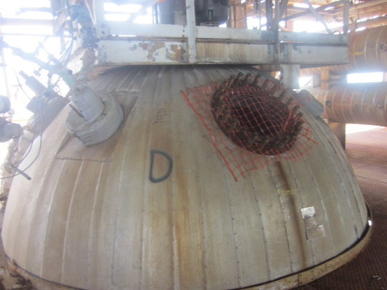 DELTA SOUTHERN TPA REACTOR in