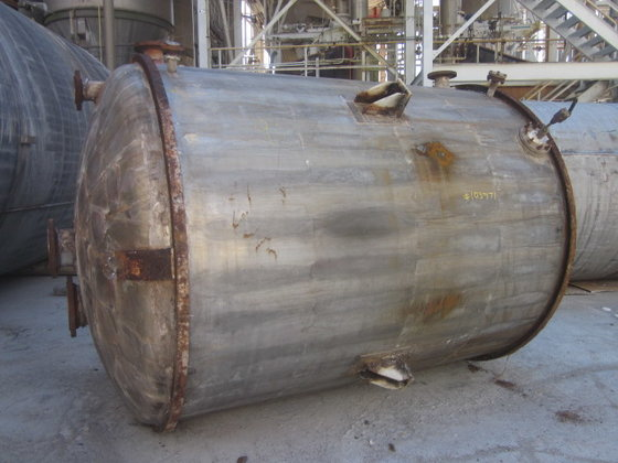 DME KNOCK DOWN REACTOR/VESSEL in
