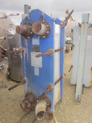 1998 ALFA LAVAL EXCHANGER in