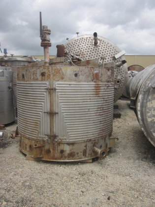 1989 ALLOY FAB JACKETED TANK