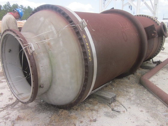 1982 FABRICATED PRODUCTS MAIN CONDENSER
