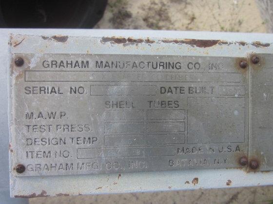 1990 GRAHAM AFTER CONDENSER in
