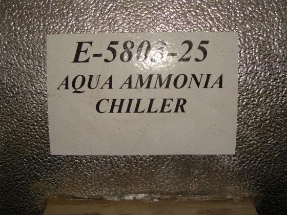 2005 GEA-FES AQUA AMMONIA CHILLER