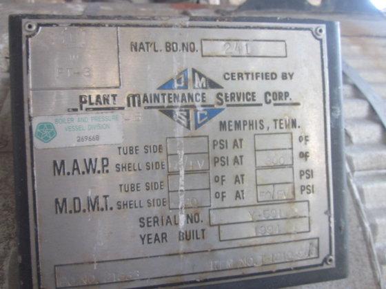 1994 PLANT MAINTENANCE ACETIC ACID