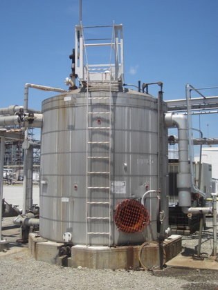 CHILLED WATER STORAGE TANK in