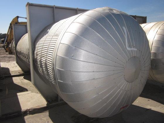 2007 ENERGY EXCHANGER REACTOR FEED/EFFLUENT