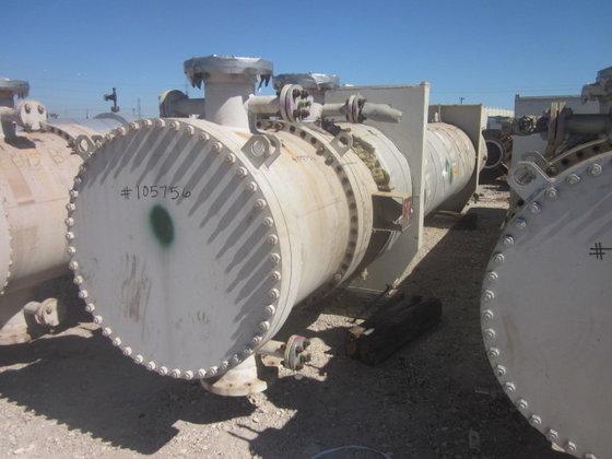 2007 ENERGY EXCHANGER DEBUTANIZER FEED/BOTTOM