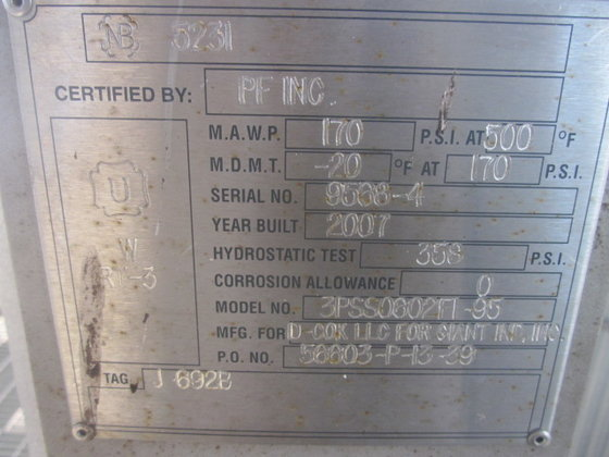 2007 PRODUCTS FABRICATION INC. 3PSS0602F1-95