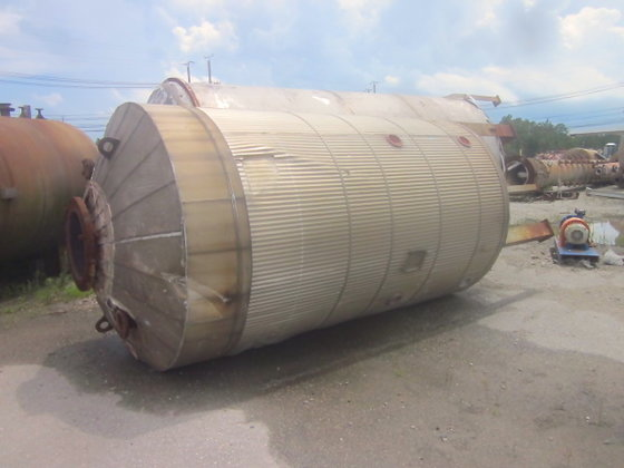1982 FABRICATED PRODUCTS STEAM COMPRESSOR